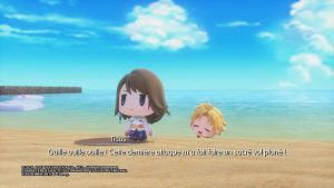 World of Final Fantasy - Yuna & Tidus