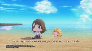 World of Final Fantasy - Yuna & Tidus