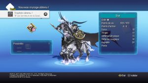 World of Final Fantasy - Odin