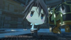 World of FF - Squall