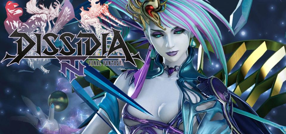 Dissidia NT - FInal Fantasy Edition collector