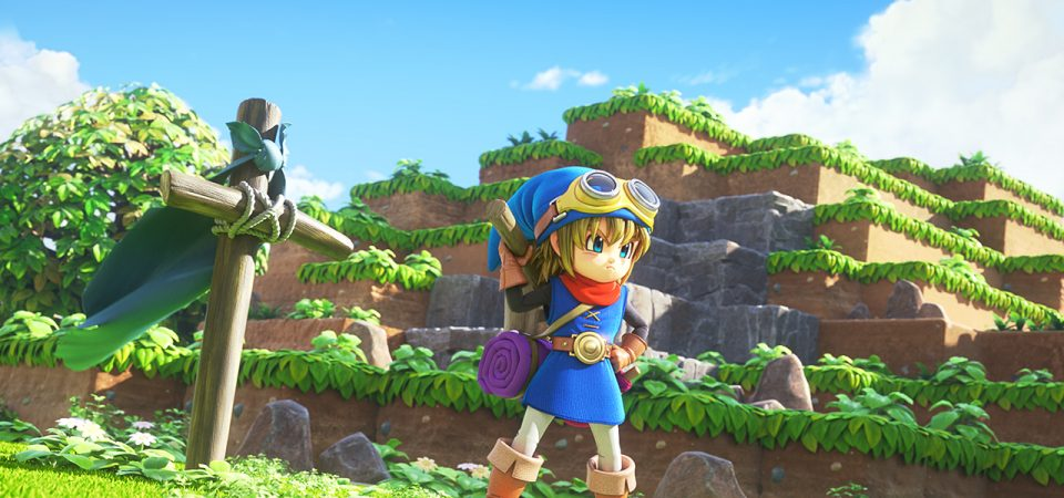DQ - Dragon Quest Builders 2 sur PS4