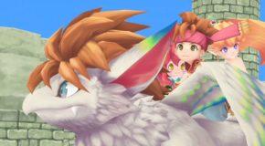 Une vidéo de gameplay pour Secret of Mana