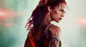 Première bande-annonce pour le film Tomb Raider