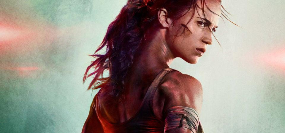 Tomb Raider, bande-annonce du film